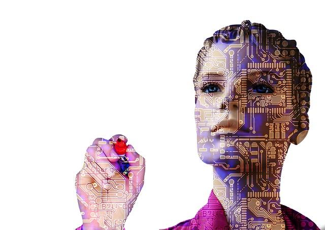 robot umělá inteligence