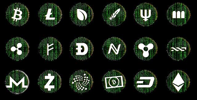kryptoměny a kódy