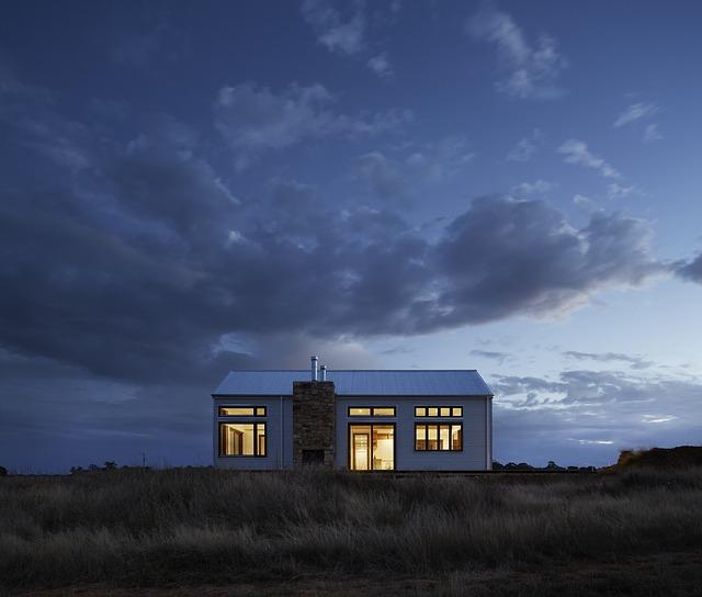 dům na samotě